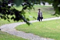 Park v Rochlici. Ilustrační foto