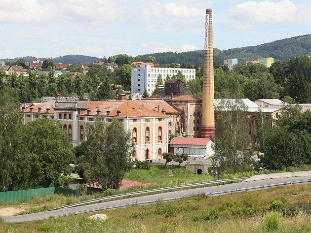 Pivovar Hols ve Vratislavicích. Jeho piva Konrad mají také značku regionálního výrobku.