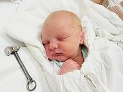 PAVEL DUCHÁČ Narodil se 2. dubna v liberecké porodnici mamince Janě Ducháčové z Liberce. Vážil 3,33 kg a měřil 52 cm.
