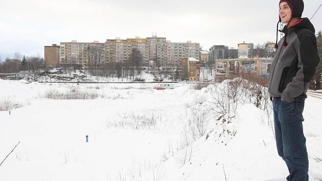 Na území bývalé Textilany má vyrůst bytové městečko.