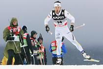 Švéd Robin Bryntesson vyhrál mužskou kvalifikaci, ale pak vypadl ve čtvrtfinále.