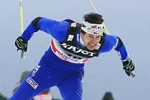 Dušan Kožíšek byl díky třetímu místu hlavní českou hvězdou.