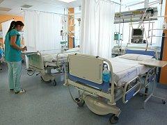 Lůžka v liberecké nemocnici nezruší.