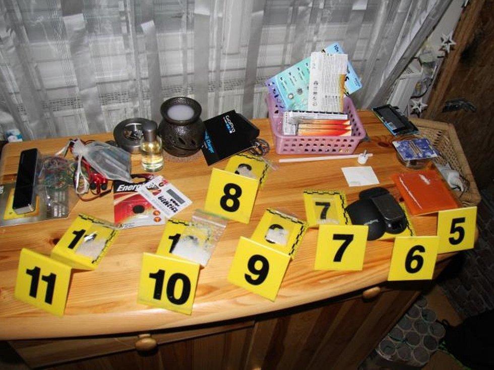 Liberečtí kriminalisté zadrželi počátkem prosince jednoho z nejvýznamnějších drogových dealerů v České republice.