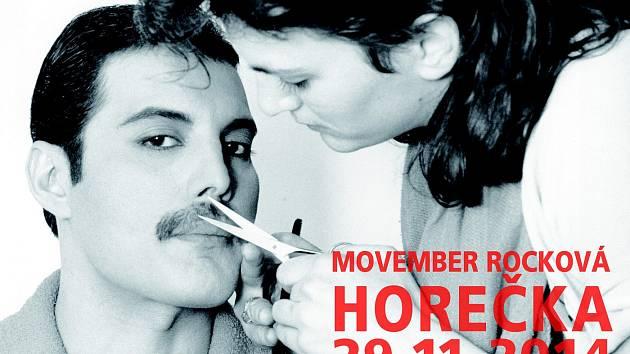 NEJZNÁMĚJŠÍM KNÍRÁČEM všech dob je frontman Queen Freddie Mercury. Listopad je taktéž měsíc boje proti AIDS.
