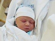 VÍT KALOUS  Narodil se 1. února v liberecké porodnici mamince Kateřině Kalousové z Liberce. Vážil 3,65 kg a měřil 52 cm.
