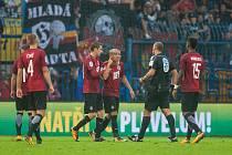 Zápas 3. kola první fotbalové ligy mezi týmy FC Slovan Liberec a AC Sparta Praha se odehrál 13. srpna na stadionu U Nisy v Liberci.
