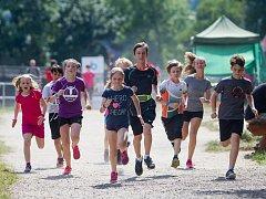 Běžím, co můžu, pomůžu! čtvrtý ročník charitativního běhu pro nadaci Olgy Havlové se běžel 3. června okolo vodní nádrže Harcov v Liberci. Letošní výtěžek putuje na zafinancování neurorehabilitace pro malého Matýska potýkajícího se s dětskou mozkovou obrno