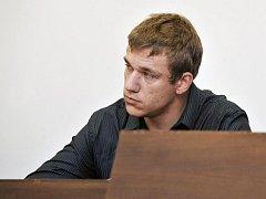 Okresní soud v Liberci poslal na 4,5 roku do vězení třiadvacetiletého Jakuba Kupce.