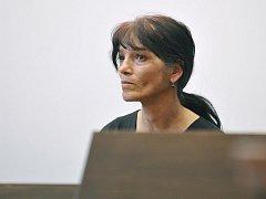 PODMÍNKA. Alžběta Tatárová si vyslechla trest s podmínečným odkladem na dva roky.