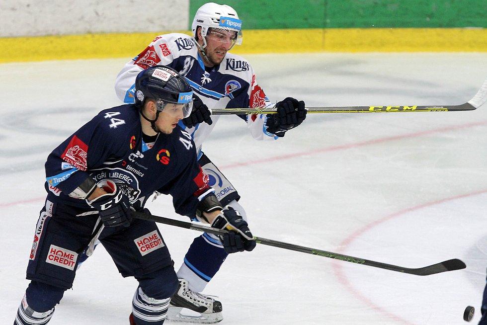 4. čtvrtfinále: Plzeň - Liberec 0:4