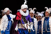 V libereckém Divadle F. X. Šaldy měla premiéru Rossiniho opera Popelka.