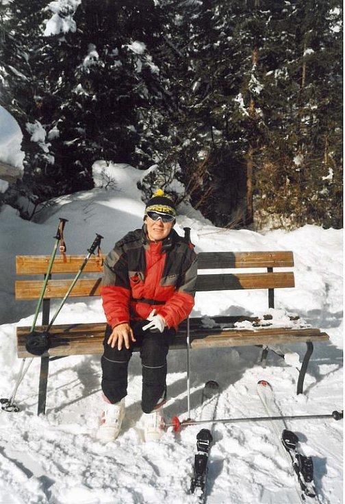 BABIČKA Z BÍLÉ STOPY. To je bývalá tělocvikářka a stále aktivní běžkyně Milada Raslová z Liberce.