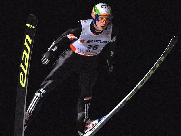 JAKUB JANDA. Předchozí olympijské hry v Turíně mu nevyšly, v této sezoně se popere o úspěch ve Vancouveru.