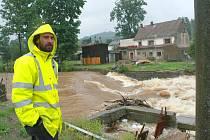 Povodně v roce 2011.