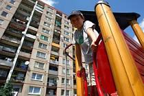 Na sídlišti v Rochlici vznikla díky revitalizaci i nová dětská hřiště.