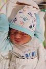 Přemysl Herclík se narodil 19. března v liberecké porodnici mamince Šarlotě Šlechtové.