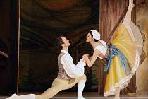 Pro své diváky liberecké divadlo připravilo komický balet Marná opatrnost.