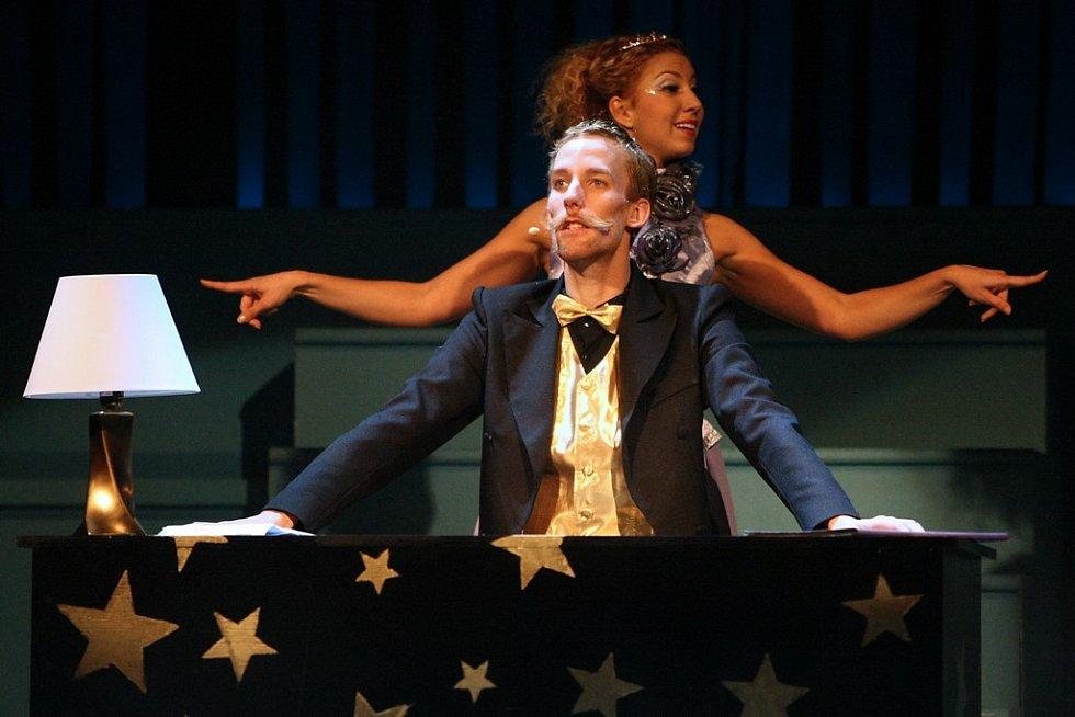 LOUSKÁČEK v podání libereckého baletu.