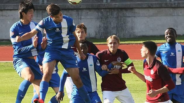 Juniorka Slovanu nedala Spartě ani jeden gól