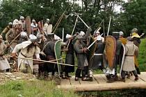 Bitve na Wothanburgu ve Vítkově u Chrastavy.