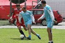 Zelencup 2015. Velký mezinárodní turnaj v malém fotbale.