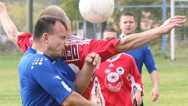 FK Krásná Studánka vs. Slovan Vesec.