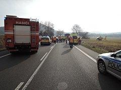 Smrtelná nehoda na Liberecku.