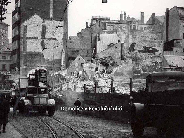 Prakticky neznámé snímky starého Liberce pocházejí  z archivu stavebního úřadu nebo konfiskátů po Němcích.