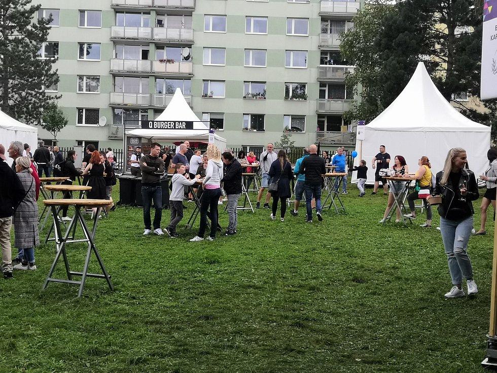 Beko Fresh Festival v Liberci.
