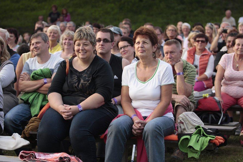 IVAN MLÁDEK  a jeho BANJO BAND na Křižanském létu 2016.
