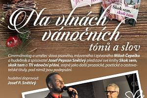 Na vlnách vánočních tónů a slov