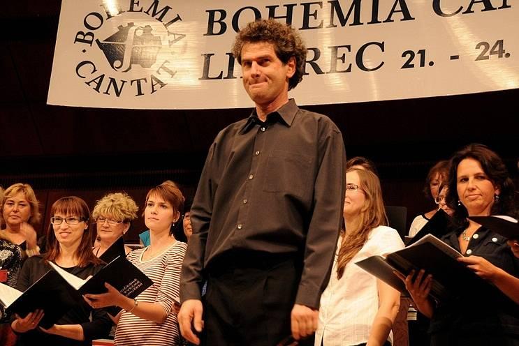 Liberec zažil světovou premiéru. Zaznělo tu oratorium Vladimíra Franze Prezidentská volba.
