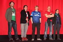 LIBERECKOU PŘEDPREMIÉRU navštívil režisér a scénárista a někteří herci.