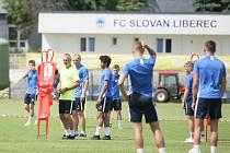 Slovan zahájil přípravu na novou sezónu