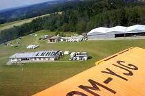 Letiště v Hodkovicích