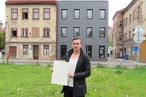 Liberecký architekt Pavel Šťastný