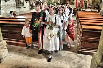 SOUBOR HORAČKY přibližuje zvyky z Podještědí. Mezi ty nejdůležitější patřily obyčeje, které nesměly chybět při tradiční svatbě.