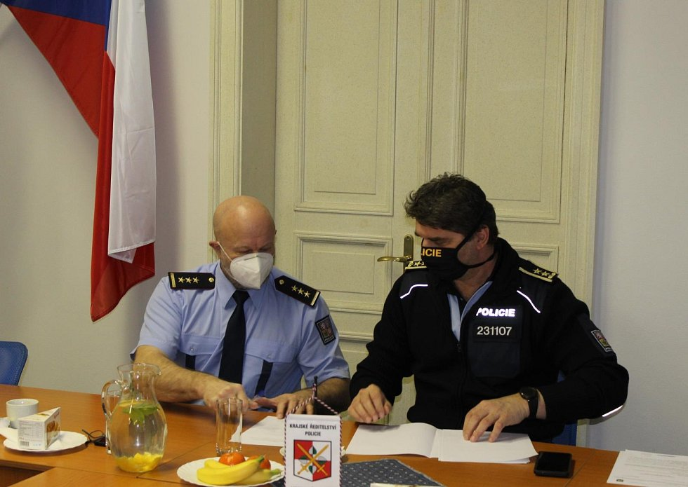 Policejní prezident ustanovil do funkce ředitele liberecké policie Ondřeje Musila.