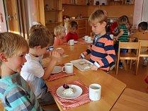 Waldorfská mateřská škola získala certifikát v projektu Skutečně zdravá škola.