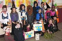 ZŠ Vrchlického slavila Halloween.