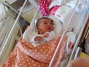 NIKOLA KALUSOVÁ Narodila se 15. května v liberecké porodnici mamince Kateřině Kalusové z Liberce. Vážila 2,92 kg a měřila 48 cm.