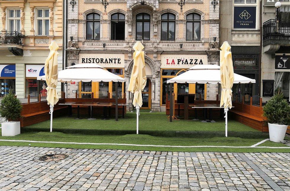 La Piazza Liberec.
