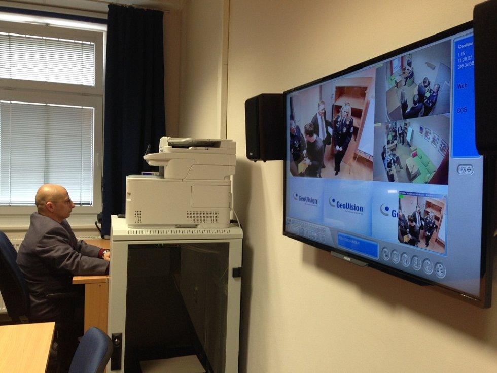 Nová speciální výslechová místnost na policii v Liberci poslouží hlavně obětem ohavných trestných činů.