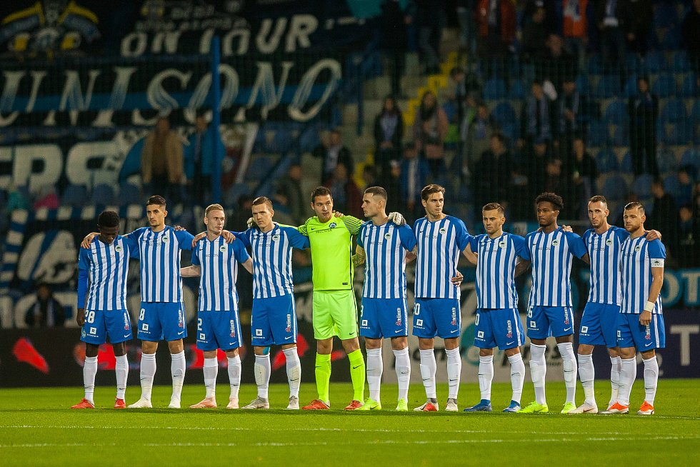 Zápas 14. kola první fotbalové ligy mezi týmy FC Slovan Liberec a FK Mladá Boleslav se odehrál 5. listopadu na stadionu U Nisy v Liberci.