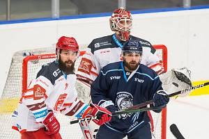 Hokejisté Liberci prohráli v Hradci Králové.