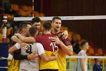 Evropský pohár volejbalu mužů mezi VK Dukla Liberec a Galatasaray Istanbul