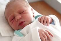 VÁCLAV MIETH. Narodil se 4. května v liberecké porodnici mamince Janě Hamerníkové z Liberce. Měřil 45 cm a vážil 2,98 kg.