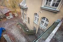 Schubertova vila.