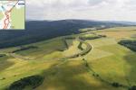 Vizualizace připravovaného úseku silnice I/13 u Dětřichova
